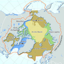 LifeLinkedtoIce Arctic Marine Areas